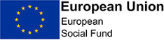 European Union, European Social Fund logo