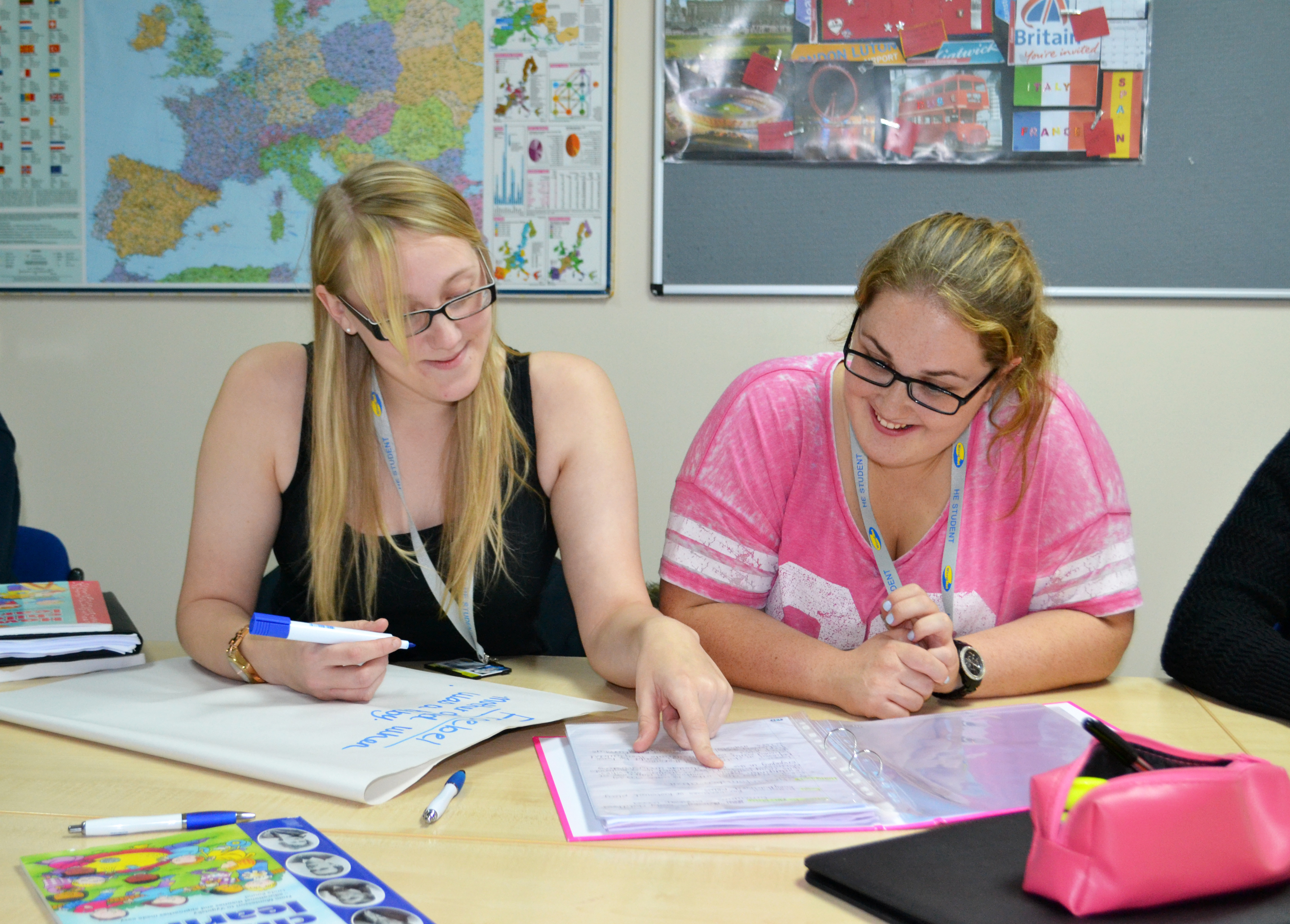 Study zone wirral met conway park courses