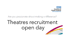 NHS Theatres Recruitment Open Day 2017 Thumbail