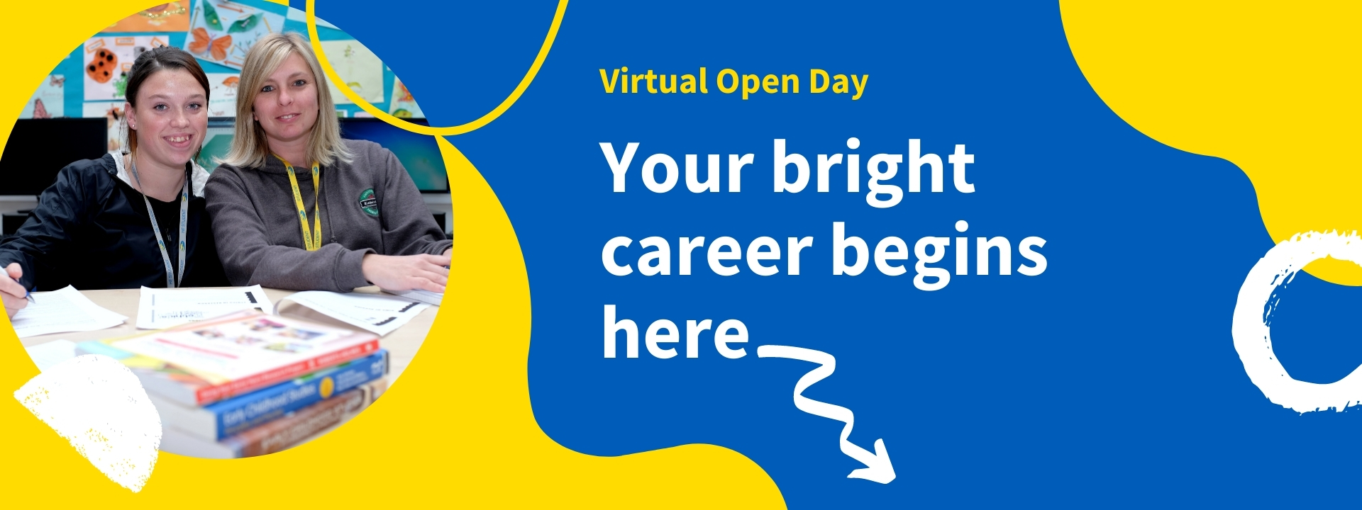 Your bright career begins here