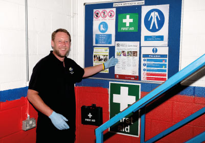 Health, Safety & First Aid