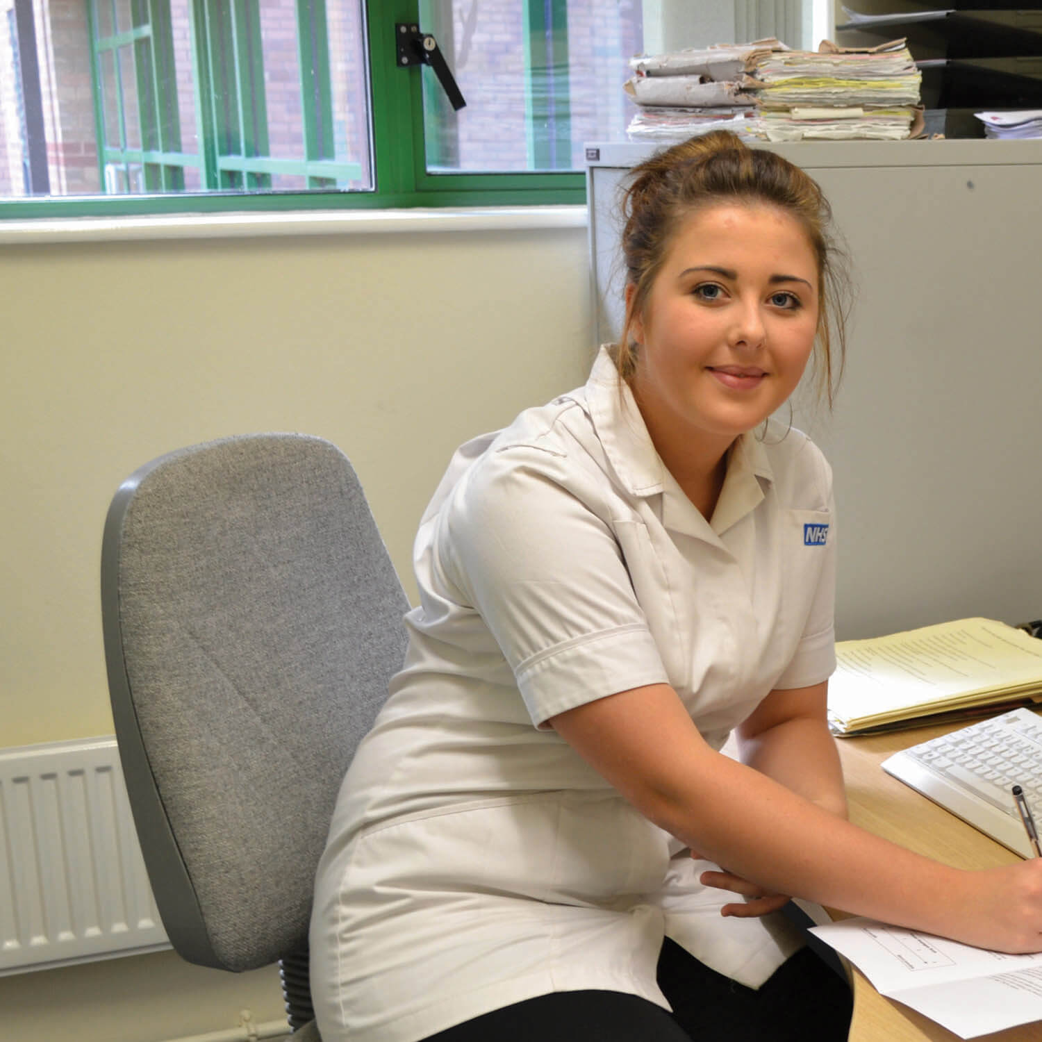 Wirral Met Apprentice Mary Ann Grist