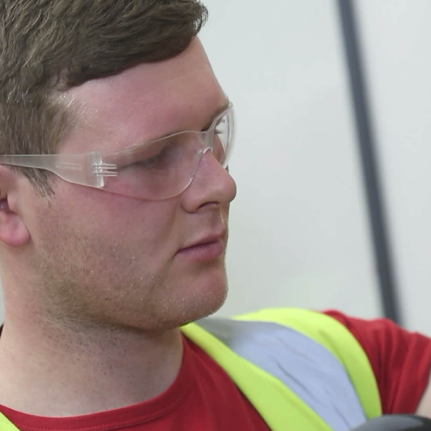 Wirral Met Apprentice Christopher Thompson