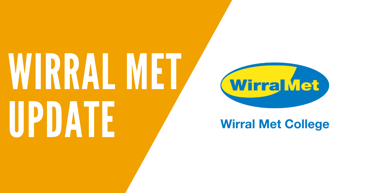 Wirral Met staff and student update remote learning 7th May 2020