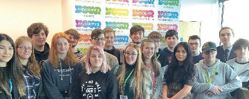 'Stand-Out' with Radio City work experience