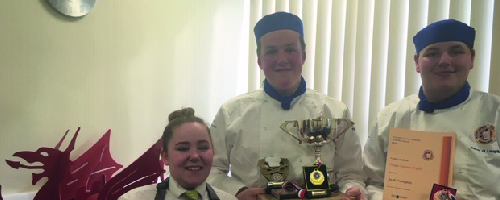 ng students cook up a storm at North West competition!