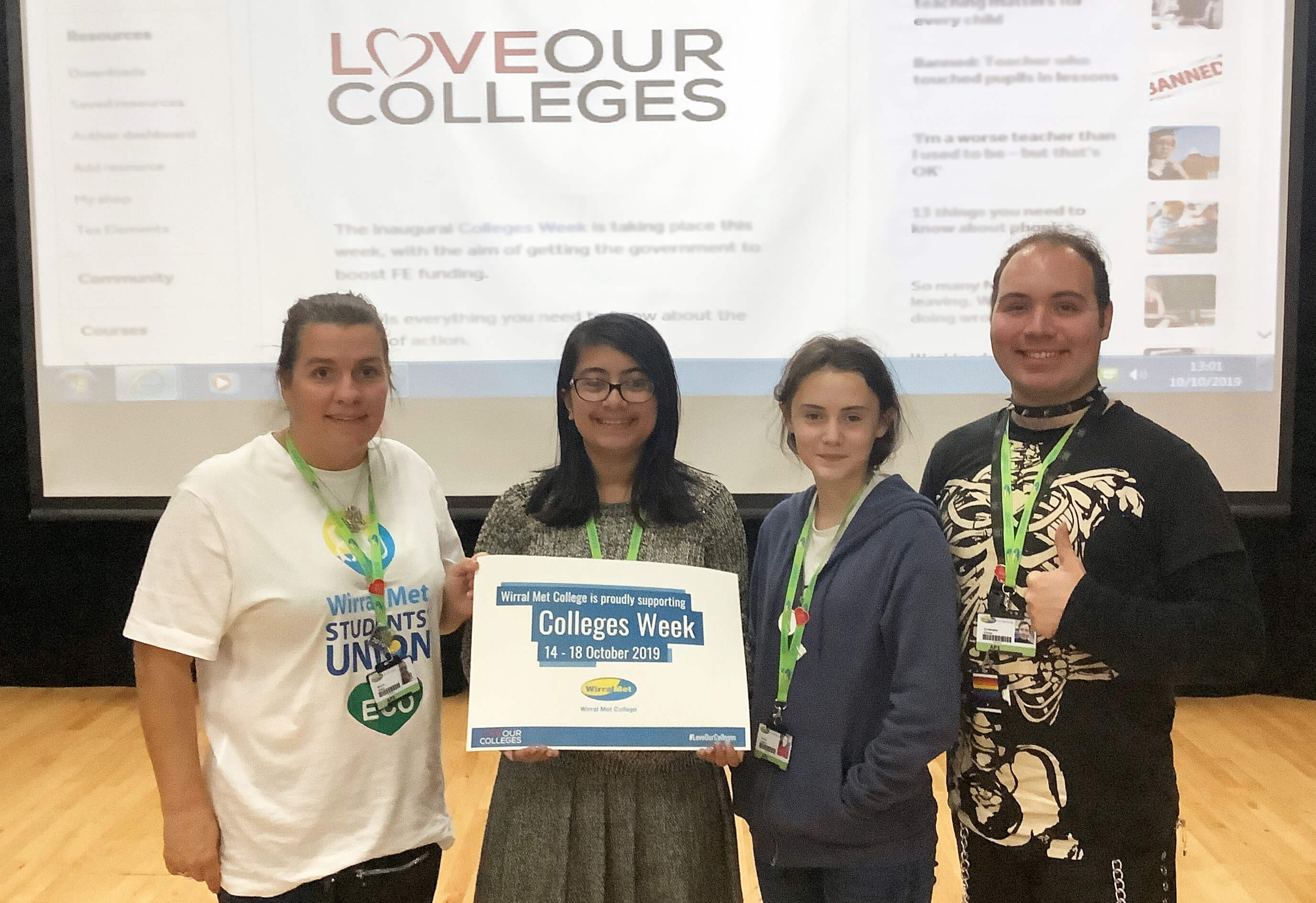 Wirral Met College launches Love Our Colleges video competition 2020