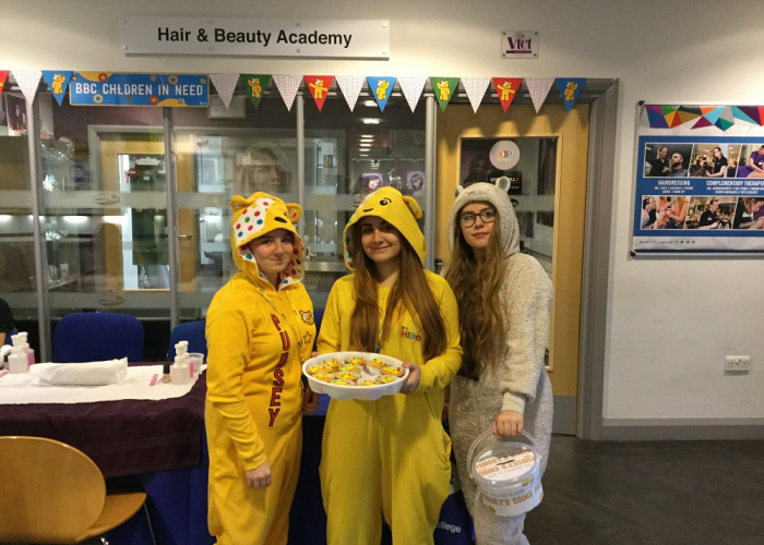 Charity Events by the Students' Union