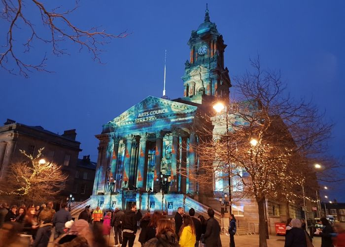 SU events take place at the Town Hall